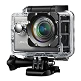[4K UHD, 64GB Memory, 50FT Wifi] 4K Action Camera, VicTsing...