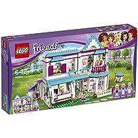 LEGO Friends 41314 - Set Costruzioni La Casa di Stephanie