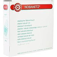 NOBANETZ elastischer Netzschlauchverband Weiß 25 m Netzverband, Maße:Gr. 1 - Hand preisvergleich bei billige-tabletten.eu