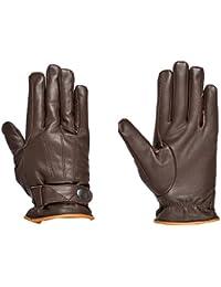 Riders Trend 10034461-CHO-XL - Guantes de equitación de invierno unisex, color chocolate, talla XL
