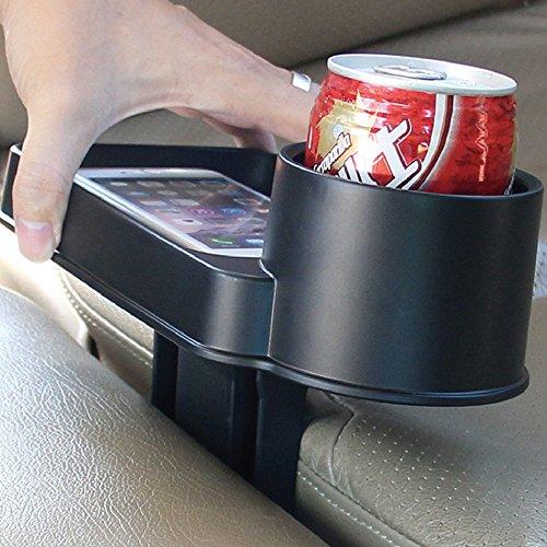 Preisvergleich Produktbild kkmoon Auto Cup Tablett Tirol t22806Auto Tablett-Halter DRINK Lebensmitteln Becherhalter Waren Aufbewahrung