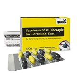 Vereinswechsel-Therapie für Dortmund-Fans | süße Schmerztabletten zur Behandlung chronischer Vereinsdepressionen | Achtung: Schalke, Bayern- & Fußball-Fans, Schadenfreude zum verschenken | LK0004