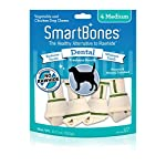 Smart bones Dental Dog Chew, Mini, 8-Pieces 4