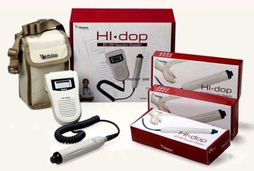 hi-dop-gefassdoppler-set-mit-1-vaskularen-sonde-verfugbar-mit-einer-starke-von-4-mhz-5-mhz-8-mhz
