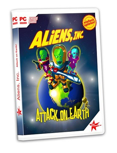Aliens, Inc.: Attack on Earth!
