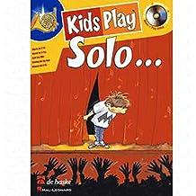 KIDS PLAY SOLO - Organizador para bocina francesa con CD