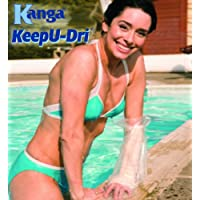 Kanga KeepU-Dri Waterproof Cast Protector, Half Arm Child, Length 43cm Circum 17cm by KeepU-Dri
