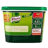 Knorr Porro & zuppa di patate - 1 x 40 Porzione