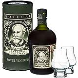 Botucal Reserva Exclusiva Rum in Geschenkdose + 2 myspirits Nosing Gläser