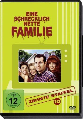 Eine schrecklich nette Familie - Staffel 10 (3 DVDs)