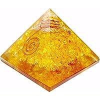 Natur Edelstein Citrin Stein Pyramide Spirituelle Reiki Kristall Pyramide für Heilung Energie und Home & Tischdekoration... preisvergleich bei billige-tabletten.eu