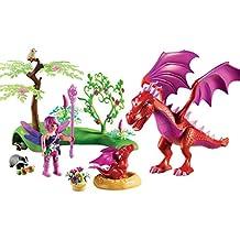 Playmobil Hadas - Dragón con Bebé (9134)