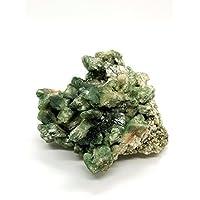 grün marshi STILBIT KRISTALL Mineral Rock Matrix 180g Freeform Mineral Energie preisvergleich bei billige-tabletten.eu