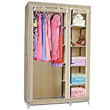Portable Clothes Closet Effect Wardrobe Storage Organizer - Best Reviews Guide