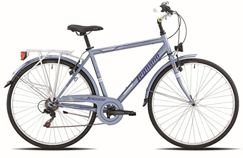LEGNANO BICICLETA 480 PORTOFINO GENT 6 V TALLA 56 CALLEJON (CITY)/BICYCLE 480 PORTOFINO 28 ACC  56 6S LIGHT BLUE (CITY)