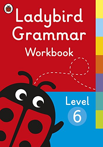 Ladybird Grammar Workbook Level 6 (Ladybird Grammar Workbooks) por NILL
