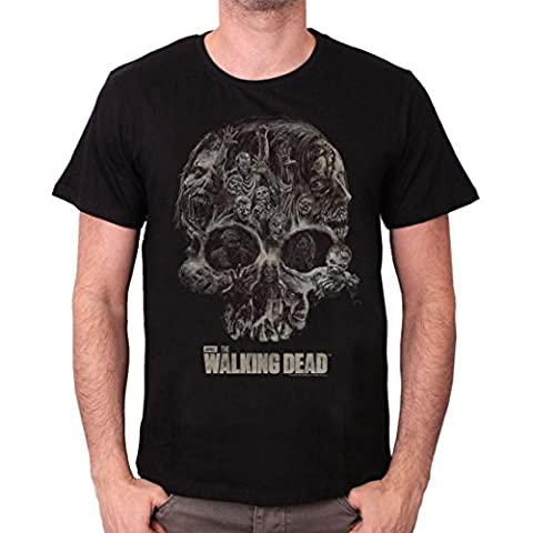 The walking dead walker skull xxl