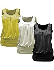 Muse - Camiseta sin mangas - para mujer