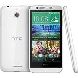 HTC Desire 510 Smartphone (1,2GHz Quadcore, 11,9 cm (4,7 Zoll) Touchscreen, 1GB RAM, 8GB interner Speicher, 5 Megapixel Kamera, Android) terra white