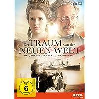 Der Traum von der Neuen Welt - Das Jahrhundert der Auswanderung [2 DVDs]