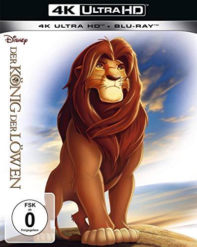 Der König der Löwen  (4K Ultra HD) (+ Blu-ray 2D) - Story 4k Toy