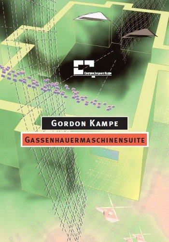 Gassenhauermaschinensuite Klarinette, Violoncello, Akkordeon, Schlagzeug, Klavier, Zuspielungen