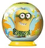 Ravensburger - Minions - 3D Puzzle-Ball (72 - Puzzleteile) [UK Import]