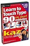 KAZ Lite: Learn to Touch Type in 90 Minutes (PC) -