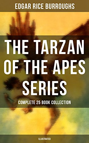 tarzan-of-the-apes-series-complete-25-book-collection-illustrated-the-return-of-tarzan-the-beasts-of
