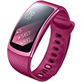 Samsung Gear Fit 2 SM-R360 - Smartwatch de 1.5'' (4 GB, 1 GHz, 512 MB RAM, talla S), color rosa [Asia Version]