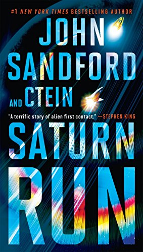 Saturn Run Cover Image