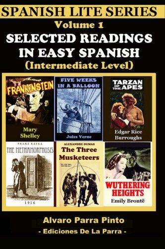 Portada del libro Selected Readings In Easy Spanish Vol 1: Volume 1 (Spanish Lite Series)