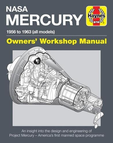 Nasa Mercury Owners' Workshop Manual: 1958 to 1963 (all models) por David (Health Protection Agency UK) Baker