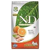 Farmina N&D getreidefrei Hund Fisch & Orange ADULT MINI 2,5 KG