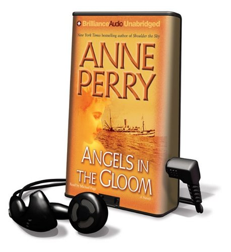 Angels in the Gloom [With Earbuds] (Playaway Adult Fiction)