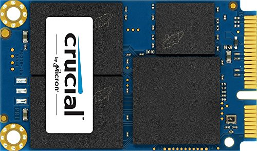 Crucial CT500MX200SSD3 MX200 Unità a Stato Solido Interno da 500 GB
