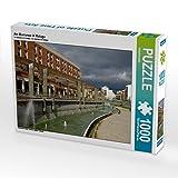 Am Barranco in Malaga 1000 Teile Puzzle quer (CALVENDO Orte)