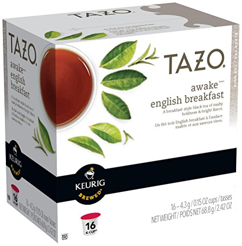 Keurig10518Keurig Hot Tea K-Cup Pack-K-CUP TAZO AWAKE TEA
