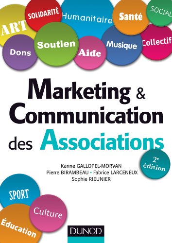 Marketing & Communication des associations - 2e d.