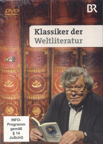 Paket KLASSIKER DER WELTLITERATUR (5 DVDs im Geschenkschuber zum Vorzugspreis; Gesamtlänge: ca. 731 Minuten)