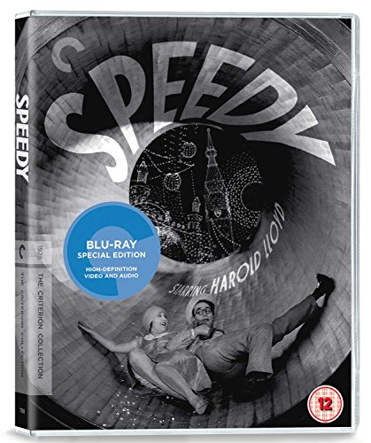 Speedy (The Criterion Collection) [Blu-ray] [2016]