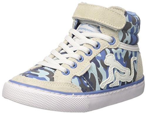 drunknmunky-boston-camu-scarpe-da-tennis-bambino-blu-grey-blue-34-eu