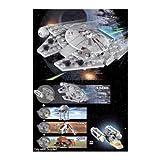 LEGO Star Wars 4488 - Mini Halcón milenario