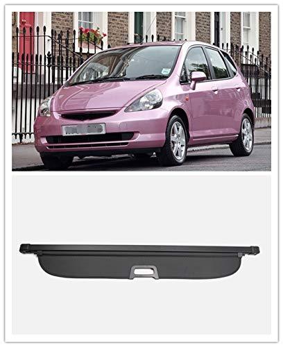 HIGH-FLYING-Shield-Accessori-di-Sicurezza-Nero-Posteriore-Tronco-Cargo-Luggage-Security-Shield-Shade-Cover-Trim-1PCS-per-Fit-Jazz-2002--2007-per-Auto-di-HDFT020