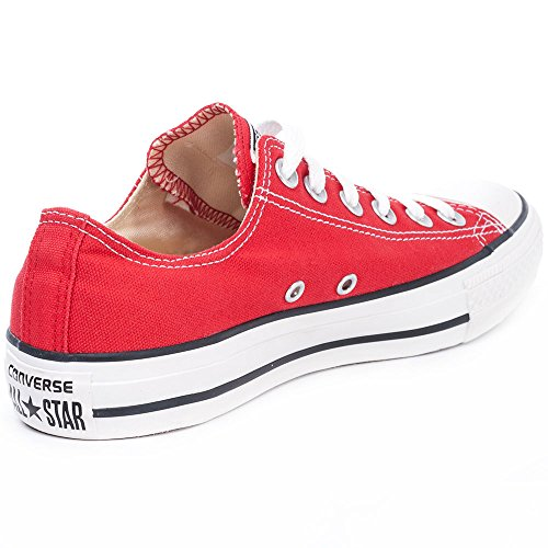Converse Star Snake, Sneaker Donna Red