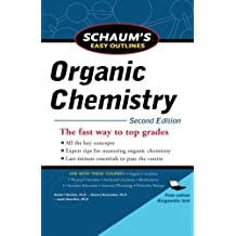 Schaum's Easy Outline of Organic Chemistry, Second Edition (Schaum's Easy Outlines) by Herbert Meislich (2010-10-14)