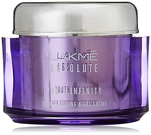 Lakme Youth Infinity Skin Firming Night Creme, 50g