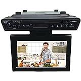 Sylvania SKCR2706BT 10. TV mit integriertem DVD-Player und HDMI(R), Bluetooth, 5,1 cm