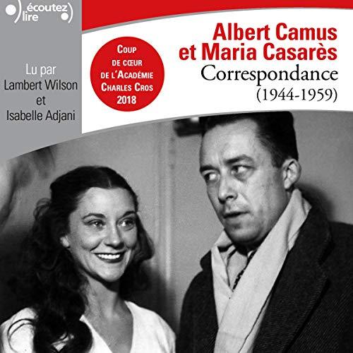 Correspondance (1944-1959) par Albert Camus