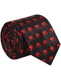 Sorella'z® Funky Printed Men's Skinny Necktie FN3